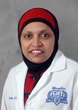 Dr. Siyadath S Rabbaig MD