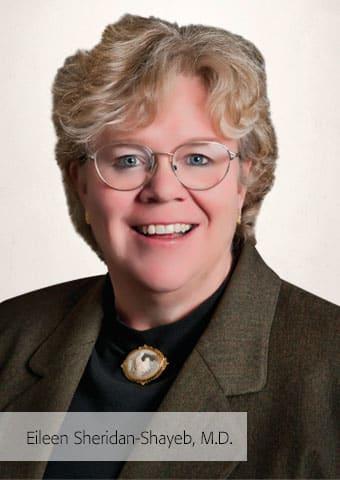 Dr. Eileen L Sheridan-Shayeb MD