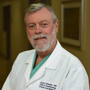 Dr. Aryeh Shander MD