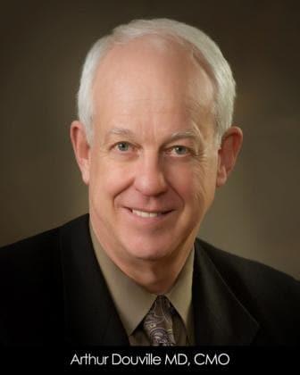 Dr. Arthur W Douville Jr MD