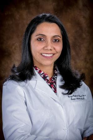 Dr. Swapna Madhavan MD