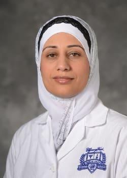 Dr. Shefa S Kani MD