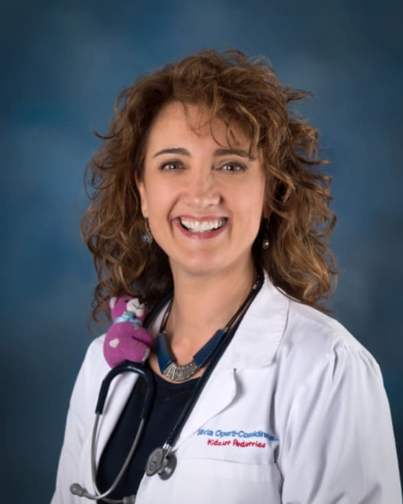 Dr. Silvia Operti-Considine MD