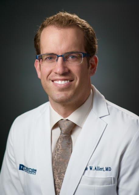 Dr. Jesse W Allert MD