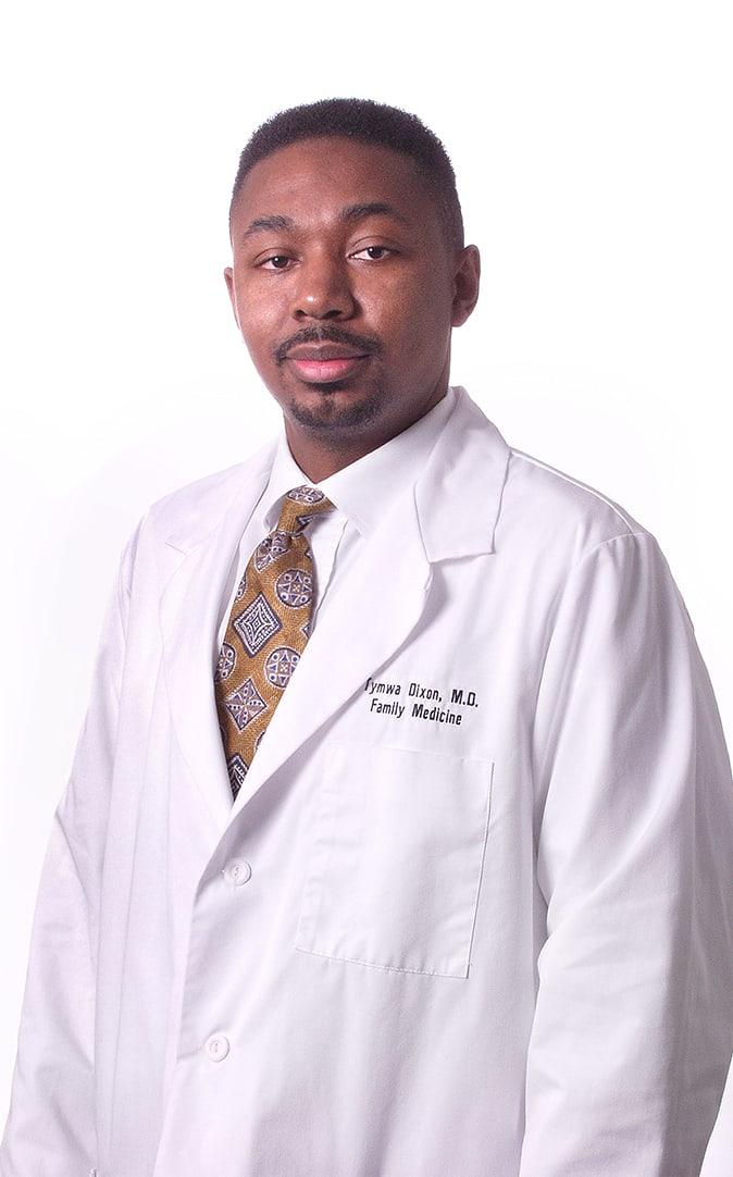 Dr. Tymwa D Dixon MD