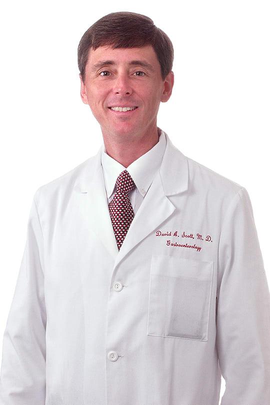Dr. David A Scott MD