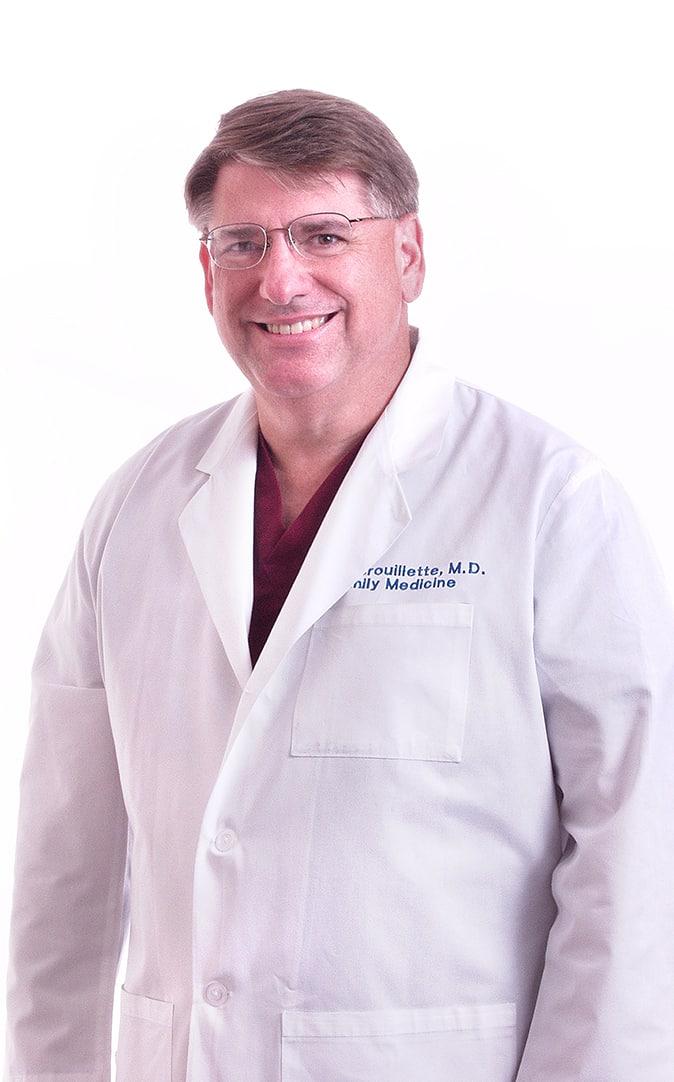 Bruce P Brouillette, MD Family Medicine