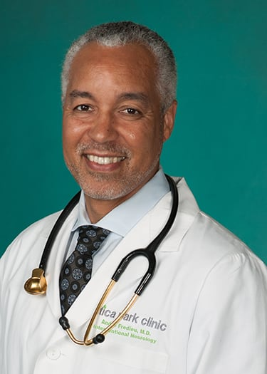 Dr. Andre Fredieu MD