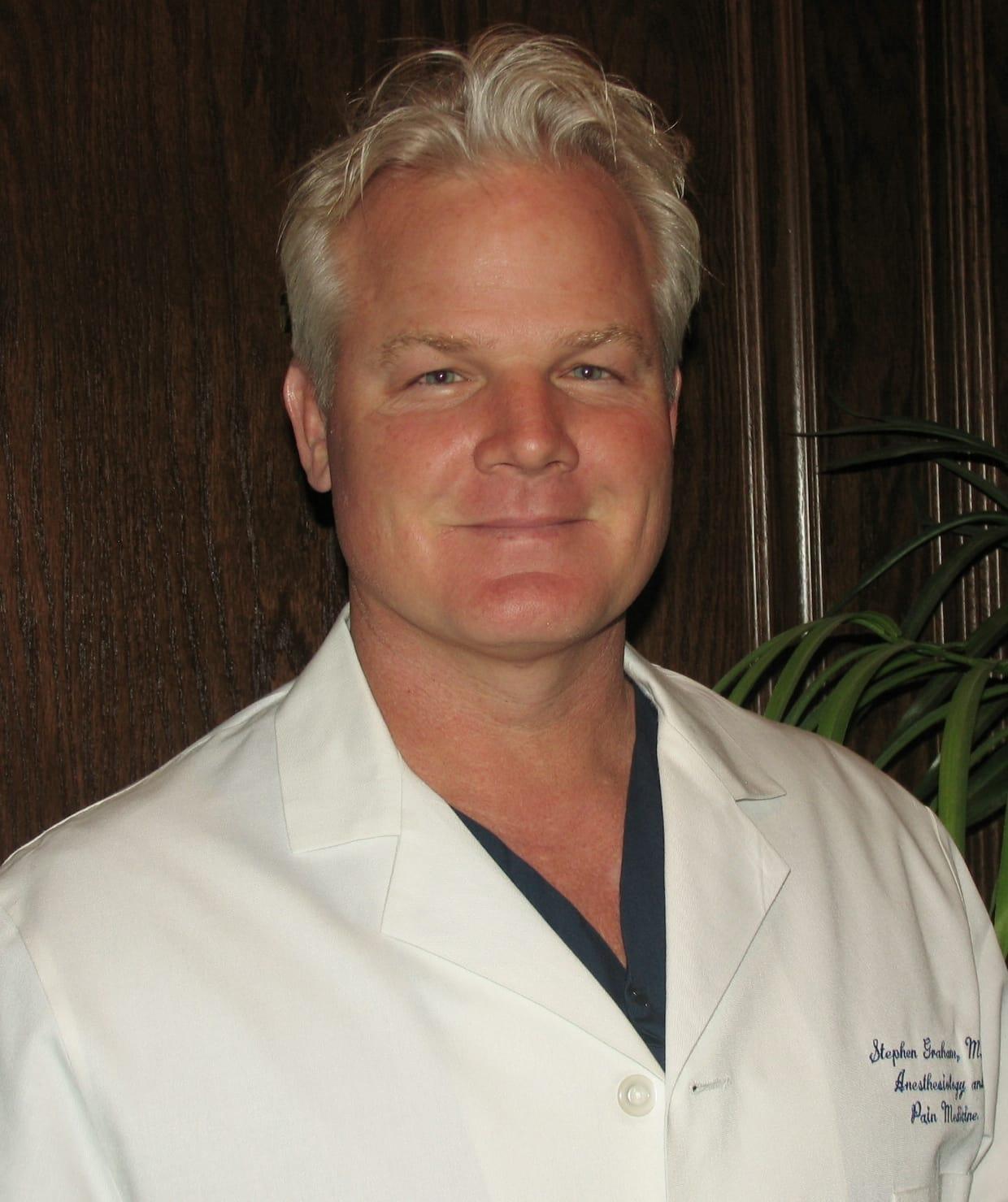 Dr. Stephen A Graham MD