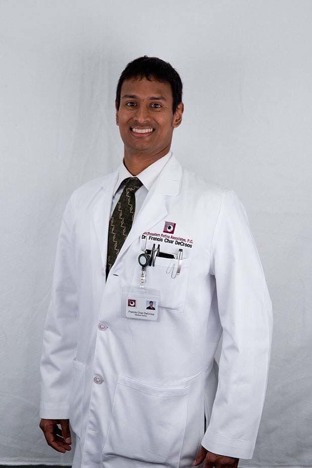 Dr. Francis C Decroos MD