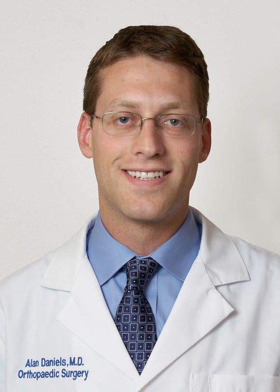 Dr. Alan H Daniels MD