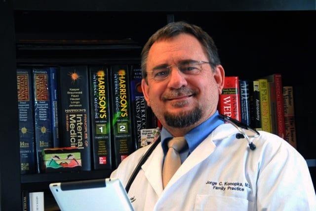 Jorge C Konopka, MD Family Medicine