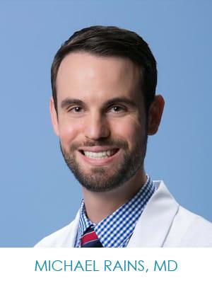 Dr. Michael L Rains MD