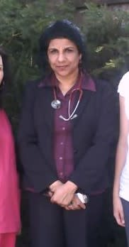 Vineeta J Pathak, MD Internal Medicine/Pediatrics
