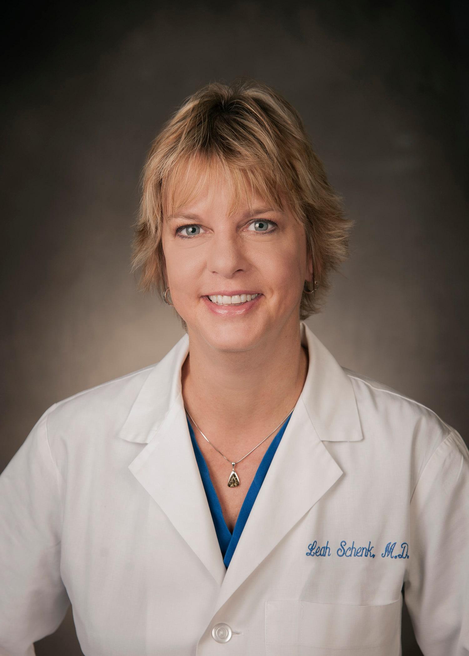 Dr. Leah M Schenk MD