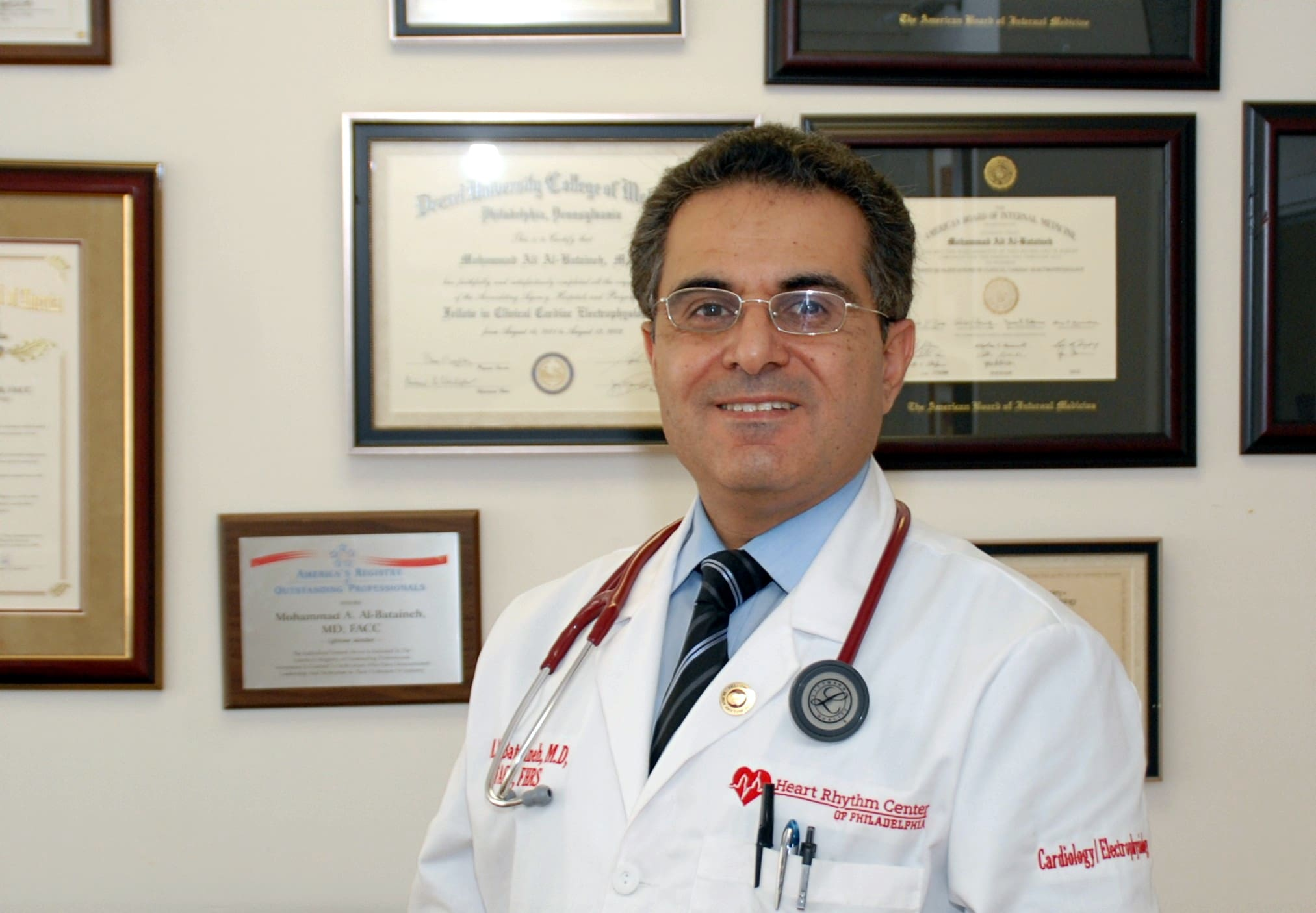 Mohammad A Al-Bataineh, MD Cardiovascular Disease