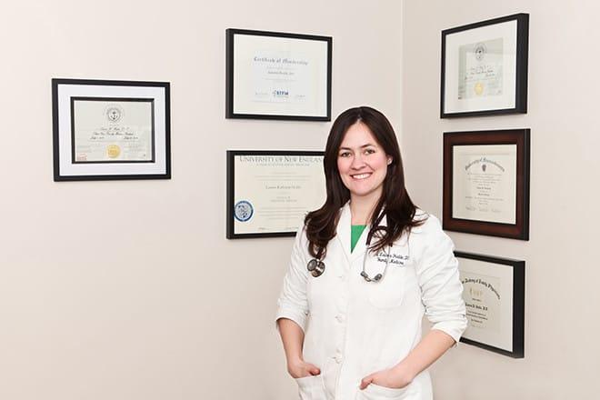 Dr. Lauren K Hedde DO