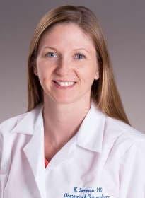 Dr. Kimberley J Sampson MD