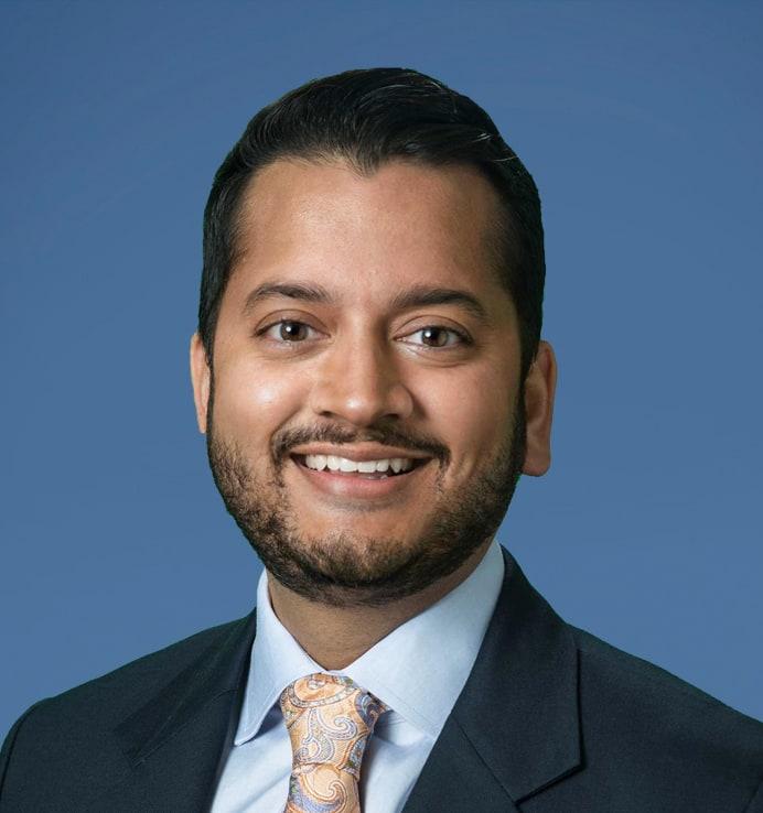 Upendra Patel, Franciscan Healthcare Munster Orthopaedics