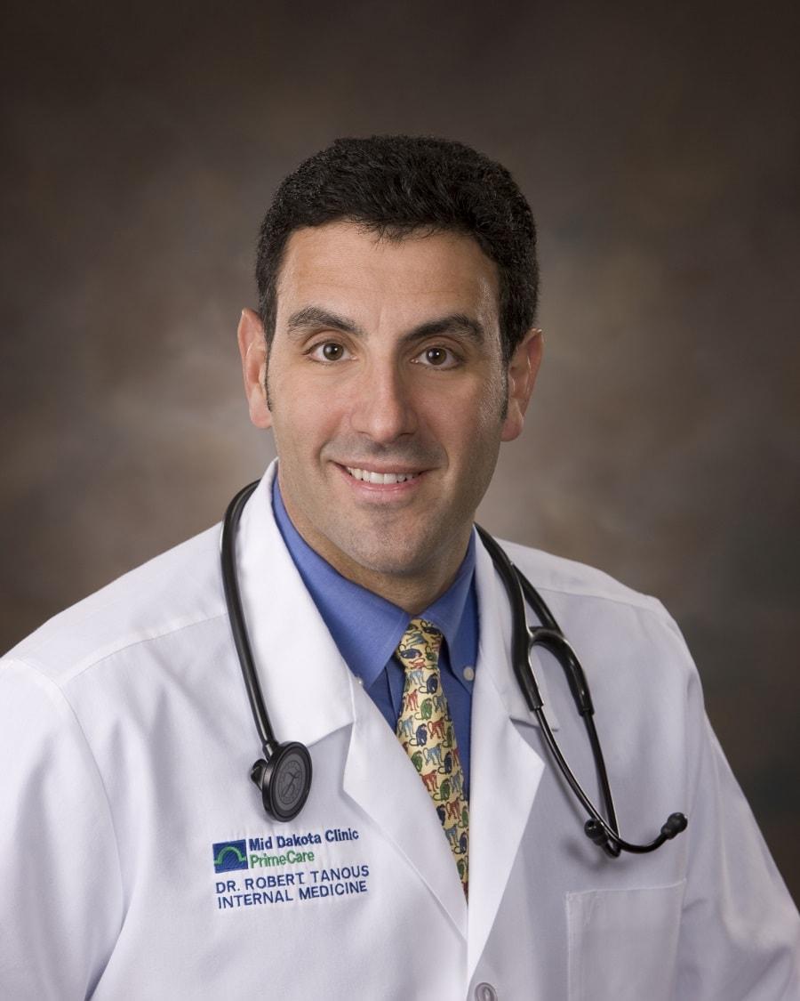 Dr. Robert Tanous DO