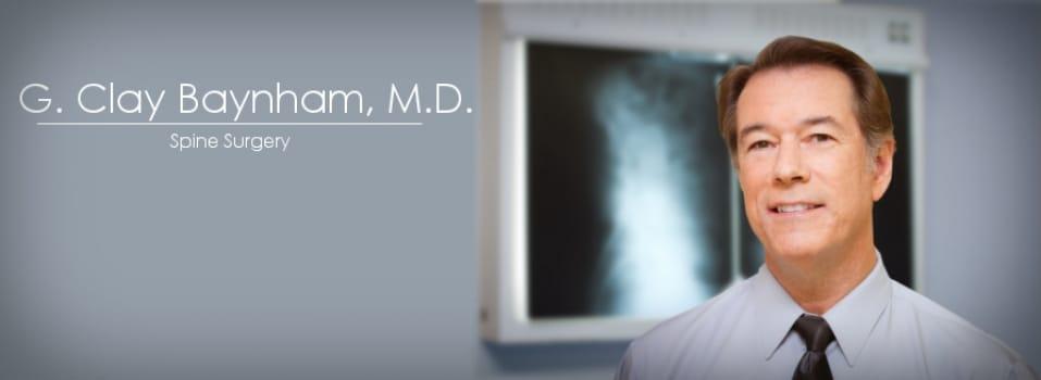 Dr. Gerald C Baynham MD