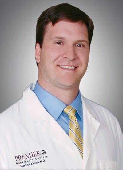 Dr. Mark E Mckenna MD