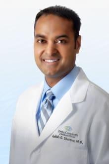 Dr. Ashish G Sharma MD