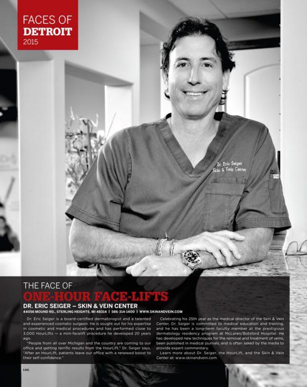Eric S Seiger, DO Dermatology