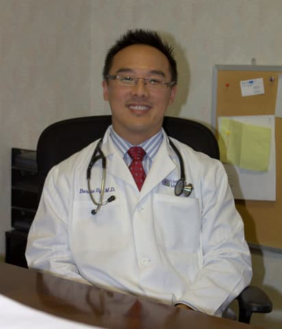 Dr. Bernard T Sy MD