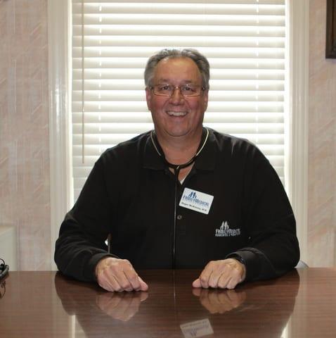 Dr. Roger E Mckinney MD