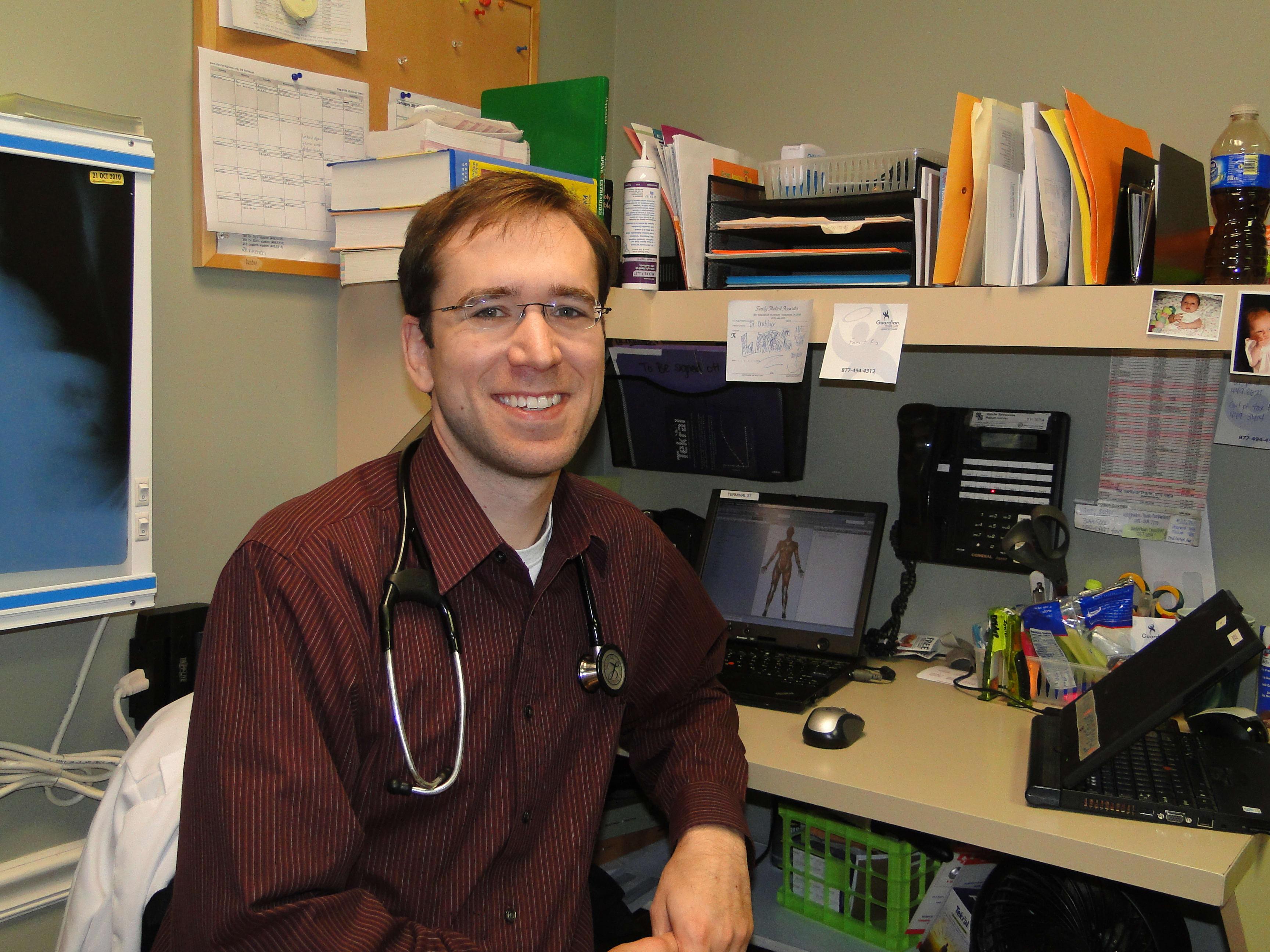Dr. Samuel J Crutcher MD