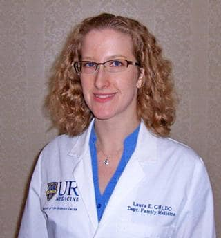 Dr. Laura E Gift MD