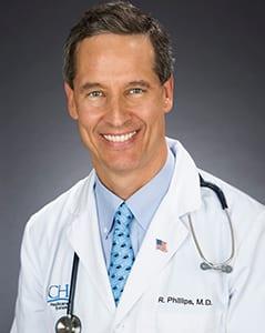 Dr. Raymond W Phillips MD