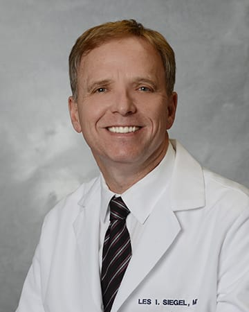 Dr. Les Siegel MD