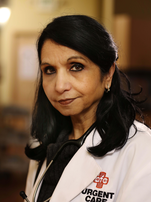 Dr. Vandana H Rana MD