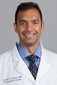 Dr. Sohail N Husain MD