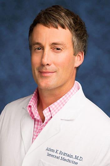 Adam K Brittain, MD General Surgery