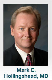 Dr. Mark E Hollingshead MD