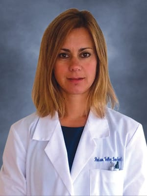 Dr. Nicole Solomos DO