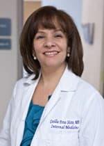 Cecilia T Pena Sisto, MD Internal Medicine