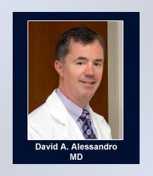 David A Alessandro, MD Hand Surgery