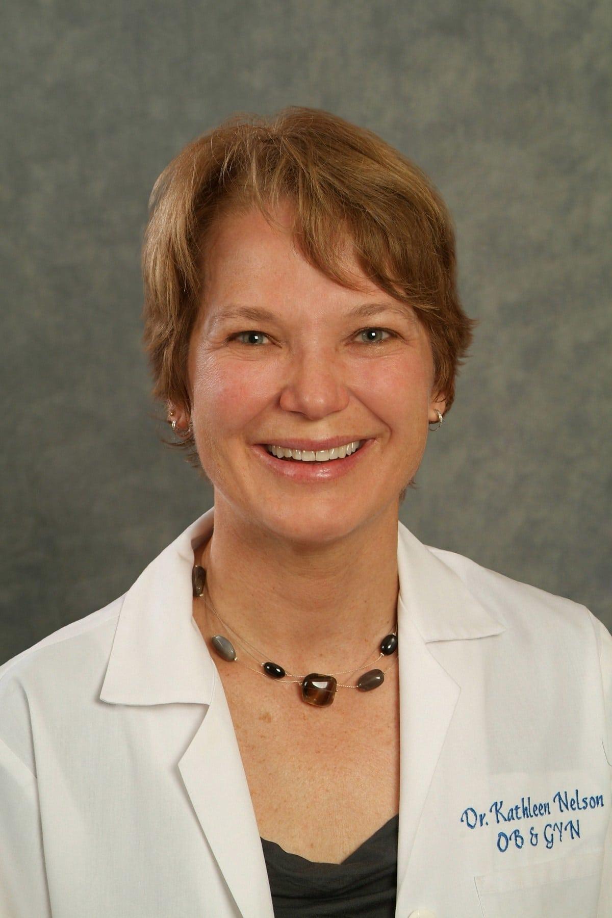 Dr. Kathleen G Nelson MD