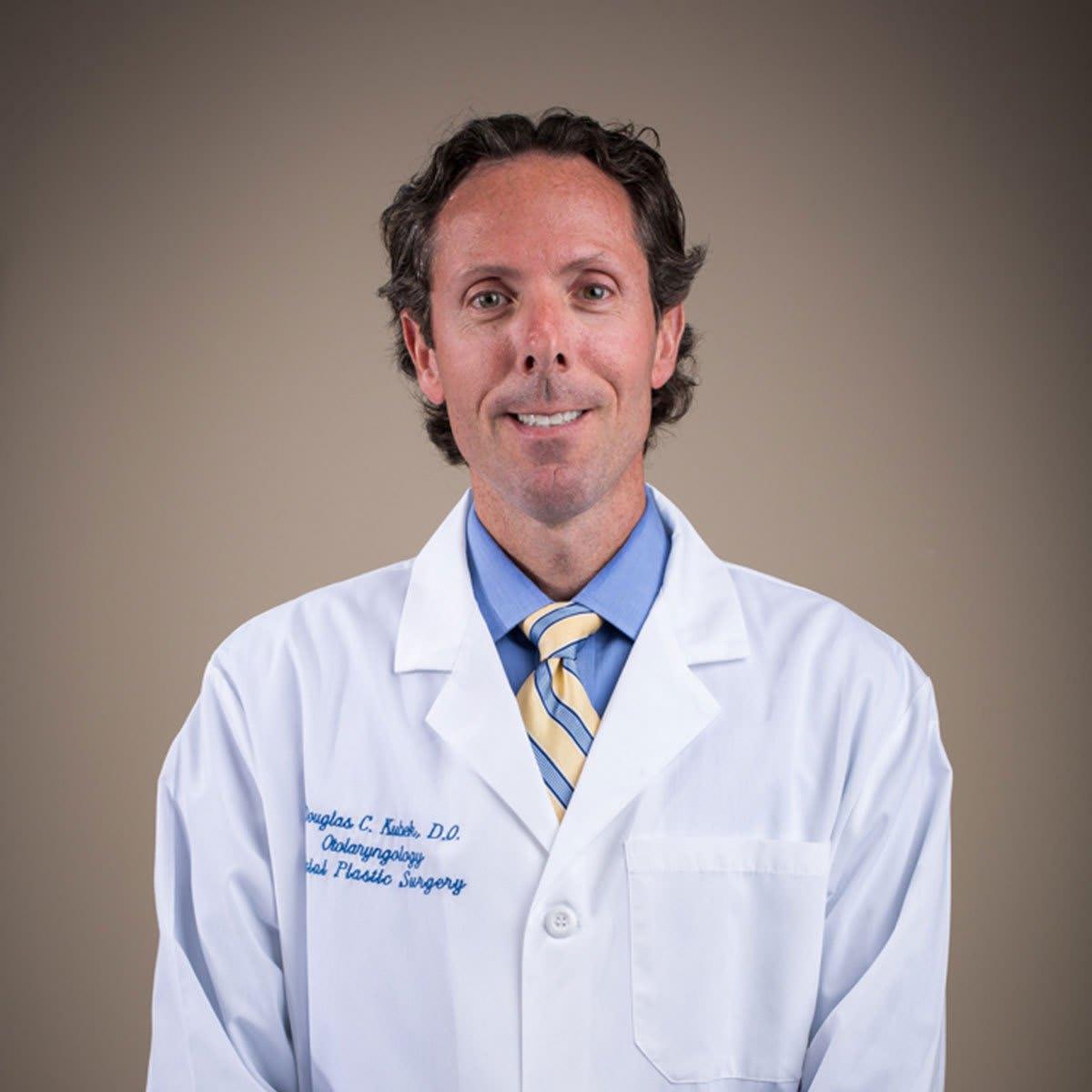 Douglas C Kubek, DO Otolaryngology