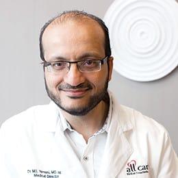 Mohammad I Yamani, MD Holistic Medicine