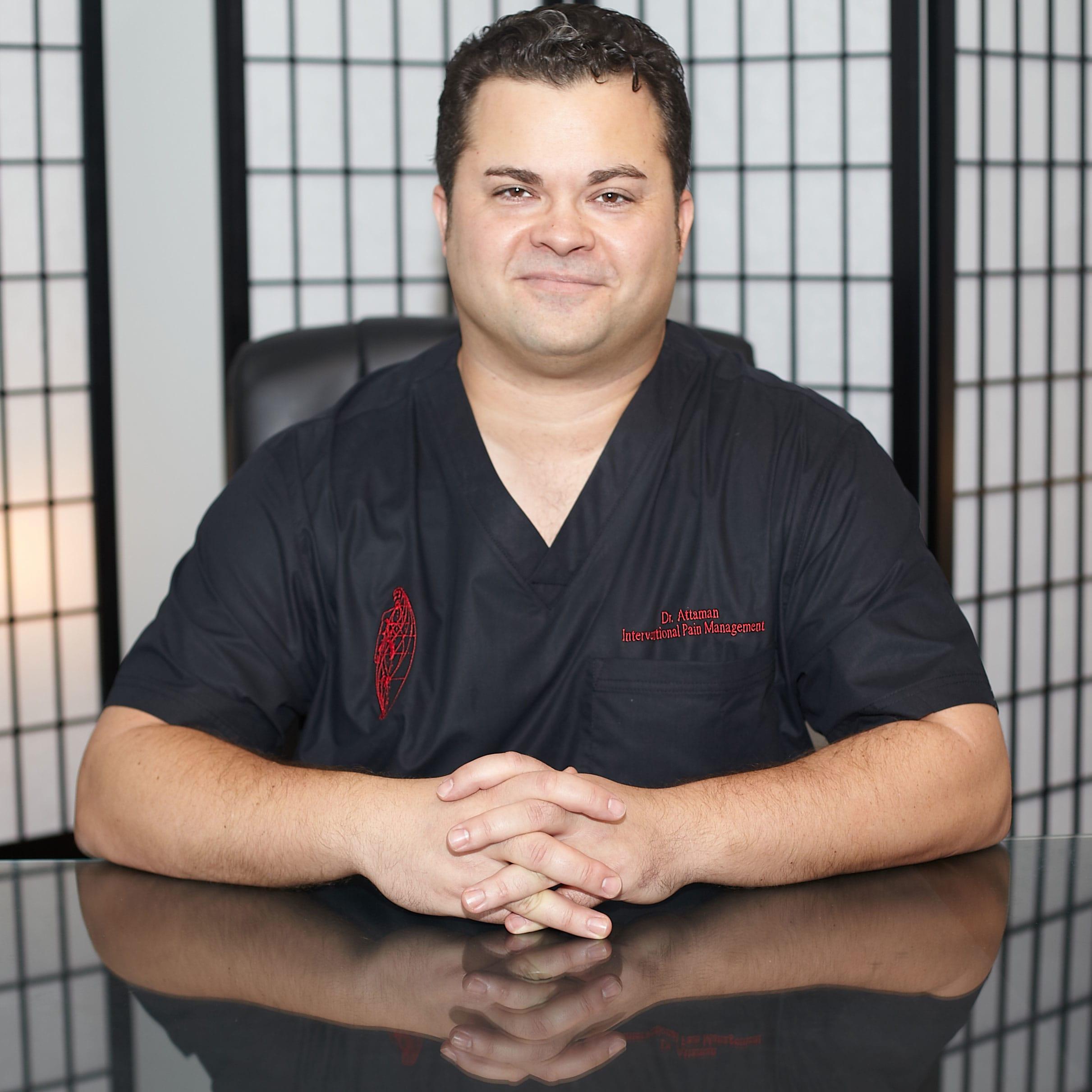 Jason G Attaman, DO, FAAPMR Anesthesiology