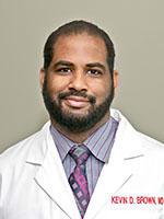 Dr. Kevin D Brown MD