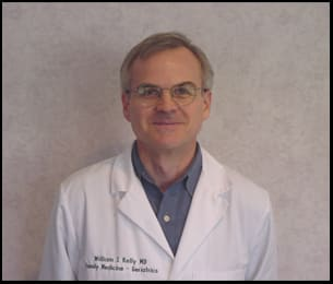 Dr. William S Kelly MD