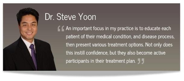 Dr. Steve H Yoon MD