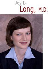 Dr. Joy L Long MD