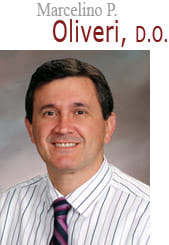 Dr. Marcelino P Oliveri DO